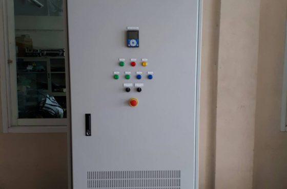 พร้อมส่งงาน ตู้ VSD AIR COMPRESSOR